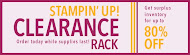 Check out Stampin' Up!'s Clearance Rack