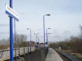 Sudbury & Harrow Road station
