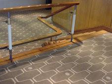 proper retro carpet