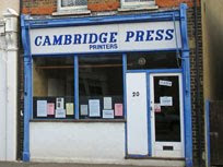 Cambridge Press, Shoebury High Street