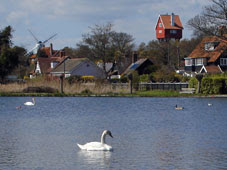 Thorpeness Mere
