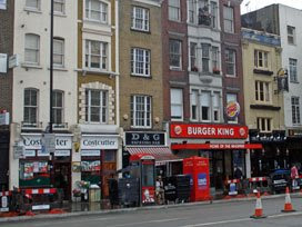 Whitechapel High Street