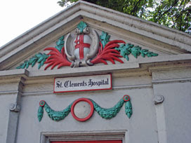 St Clement's Hospital