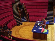 Royal Institution Lecture Theatre