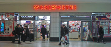 Woolworths, Stratford