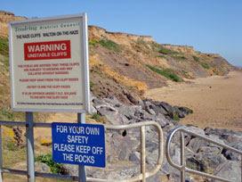 Walton-on-the-Naze cliffs