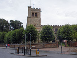Houghton Regis Parish Church