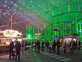 The O2 Christmas Fair