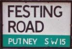 Festing Road SW15