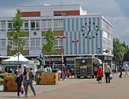 Harlow Market Square