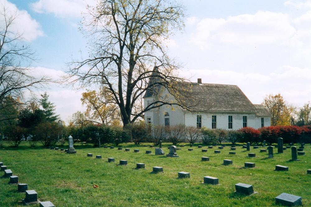 City Cemetery Higginsville Mo