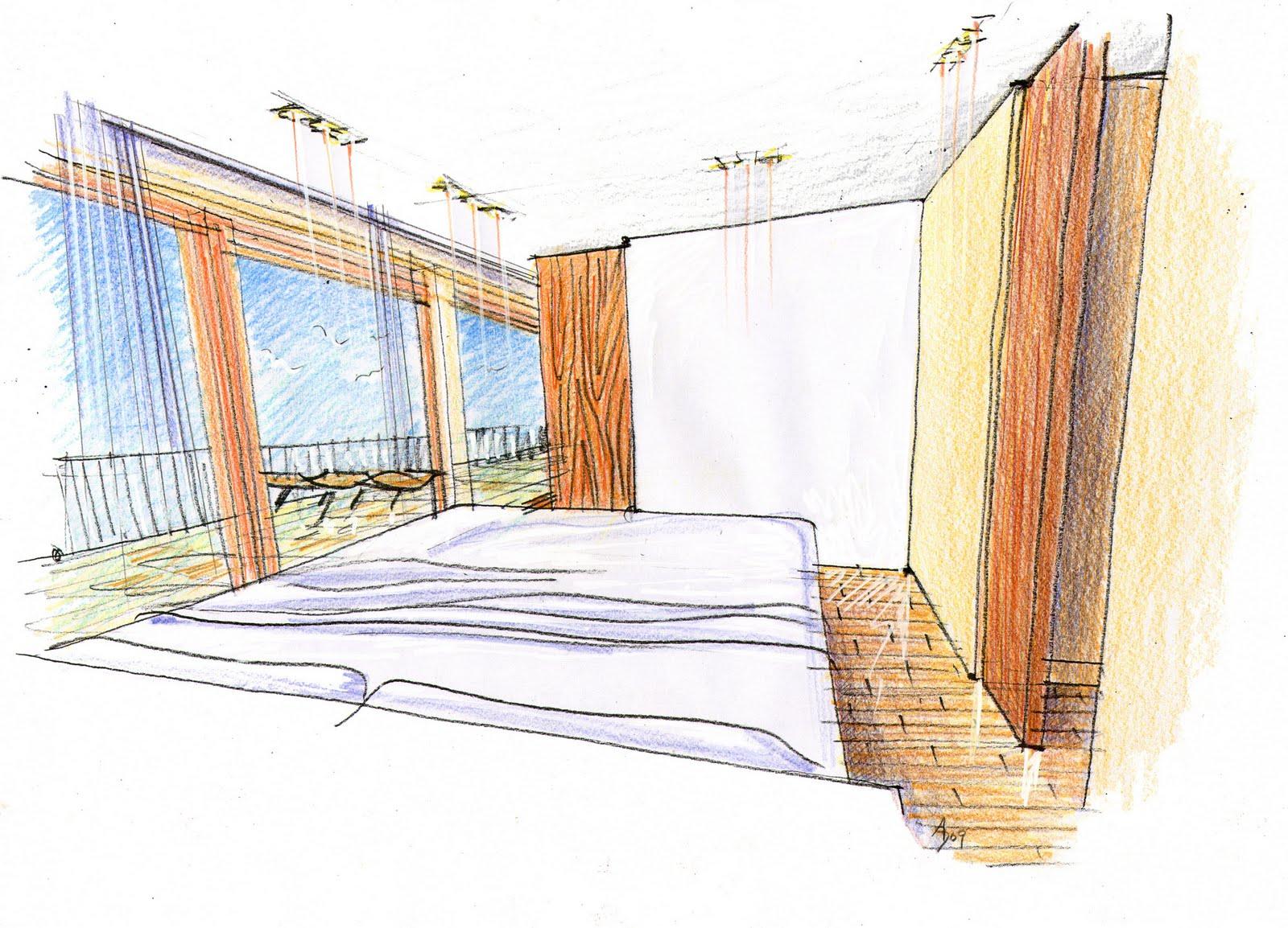 Vent 39 anni di disegni dell 39 arch antonio saporito for Disegni di interni