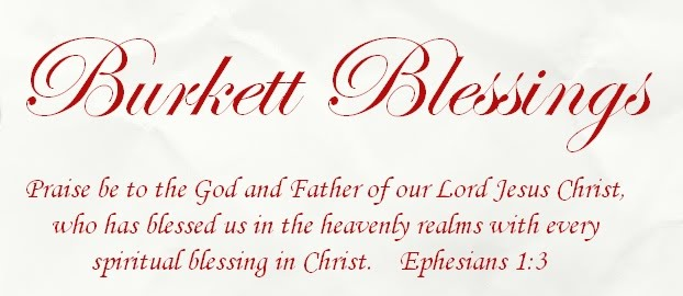 Burkett Blessings