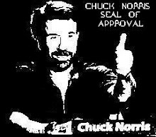 Official Chuck Norris Seal of Approval