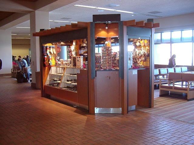 Avila Kiosk Design By Emir Santana Albuquerque Int Airport for Carts of Colorado