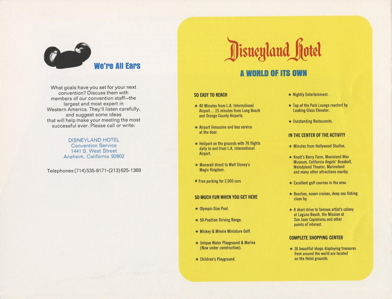 contoh contoh desain brosur hotel menarik