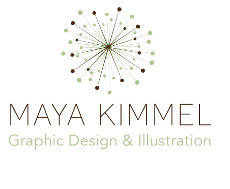 Maya Kimmel - Design and Illustration