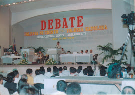 Grand Religeous Debate: Catholic vs. Iglesia Ni Cristo founded by Felix Y.Manalo