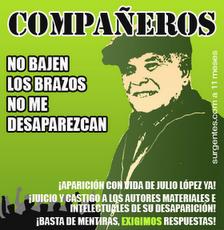 Dos años sin Julio López