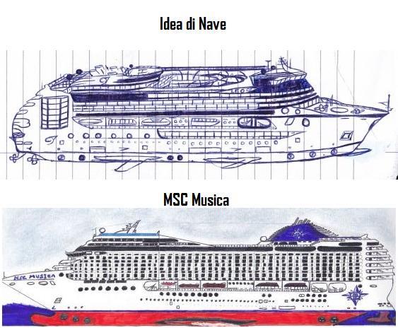 Favoloso Idea per una Nave | Pazzo per il Mare QH17
