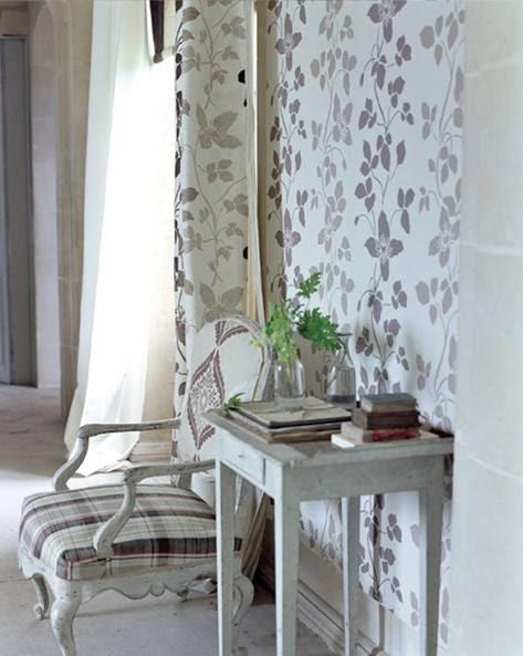 Papel pintado y recubrimiento de paredes d 39 orte zaragoza cortinas estores panel japon s - Papel pintado zaragoza ...