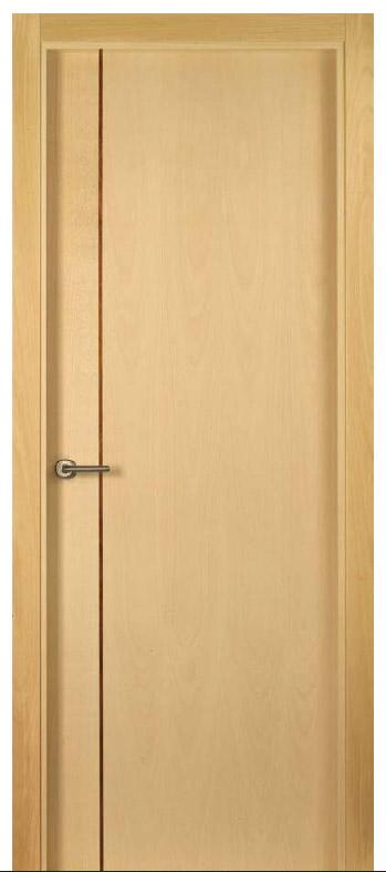 Puertas de la serie lapa en haya blanca l nea dise o de for Ver disenos de puertas de madera