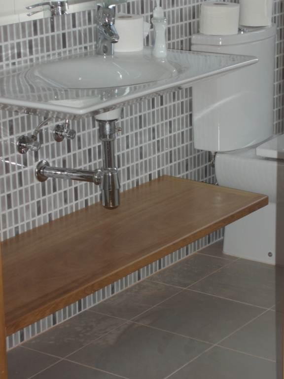 Estantes bajo lavabo muebles cansado zaragoza for Estanteria bajo lavabo