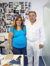 Eu e o Dr. Sizenando - 26/01/2009