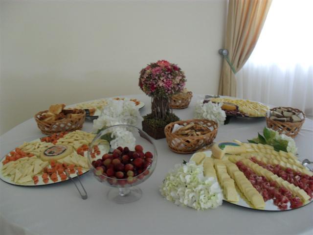 Mesa de queijos