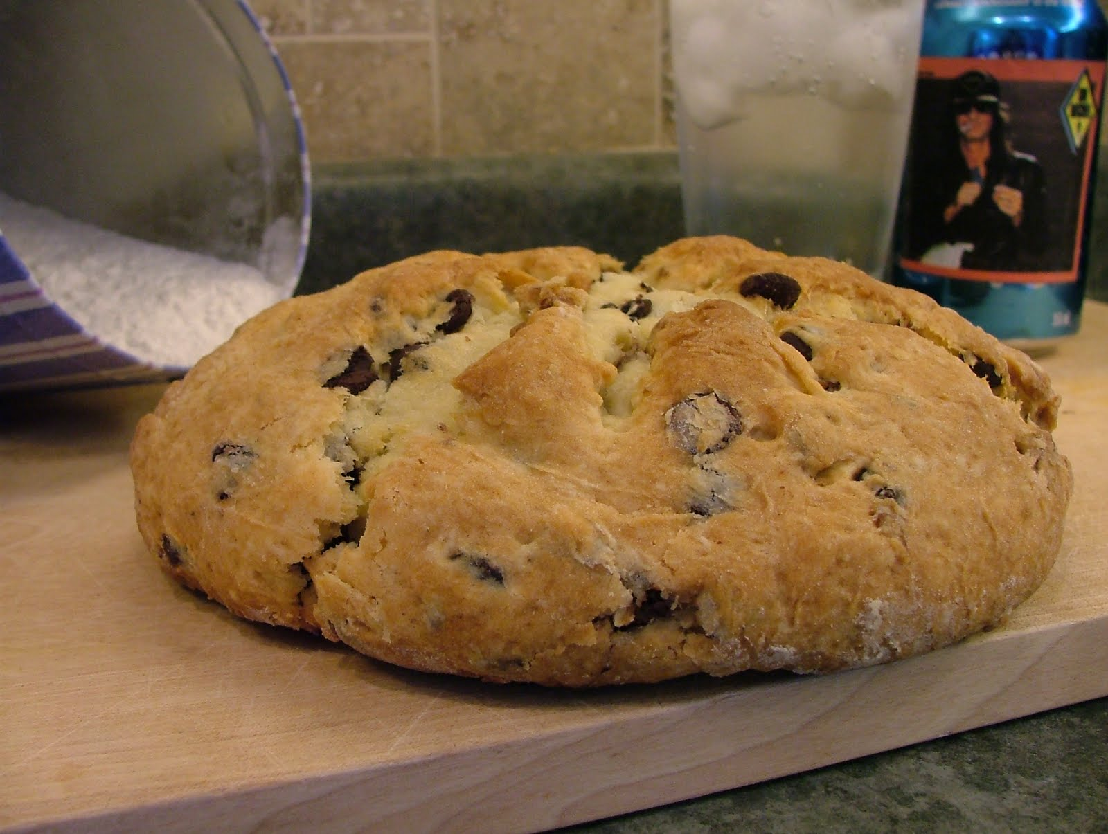 The Cook-a-Palooza Experience: Go For a Piece of Chocolate Soda Bread