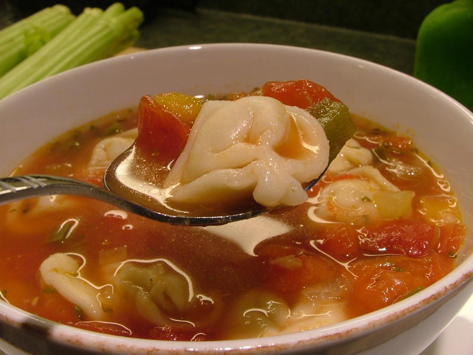 Пельменевый суп рецепт с фото