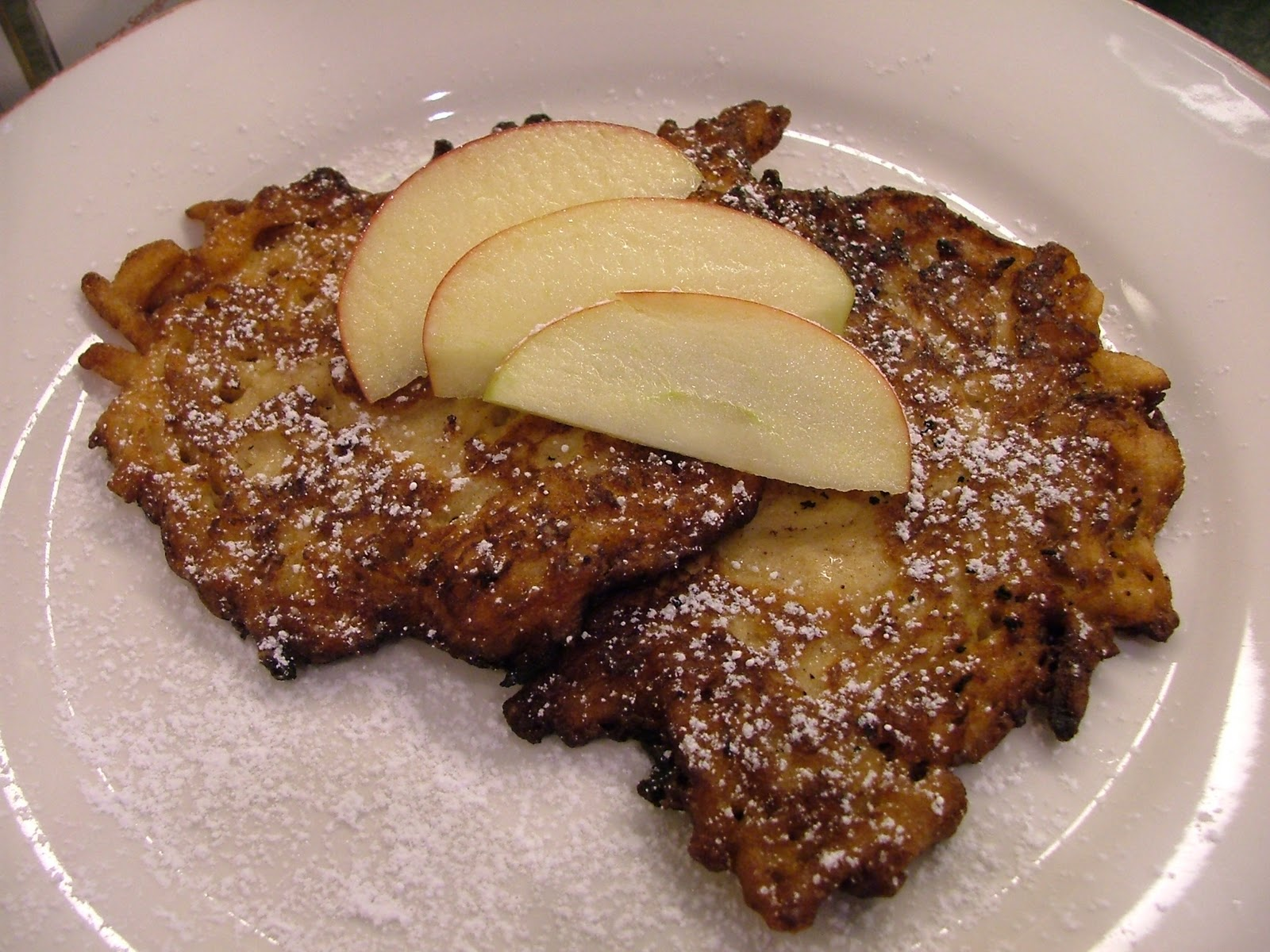 The Cook-a-Palooza Experience: Apple-Cinnamon Latkes…I Mean Fritters ...