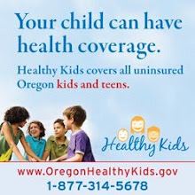 Oregon Healthy Kids!