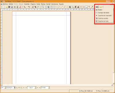 Crear un formulario editable en pdf