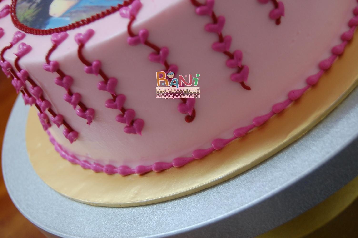 Rani Canglun Delights: .:.birthday cake.:.