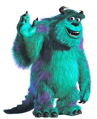 Resultado de imagen de sully monstruos sa