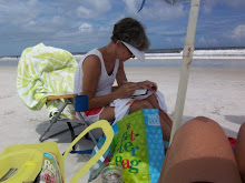 Journaling at the beach