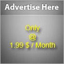 Advertise Here Only @ 5$/Month