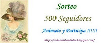 LAURA ESTA DE SORTEO POR 500 SEGUIDORAS !!