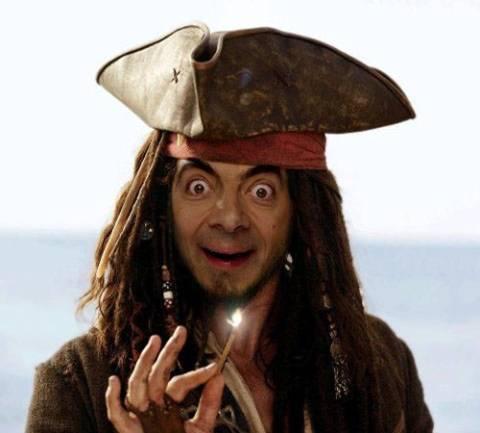 If Mr Bean was Bin Laden. If MR.Bean was in laden