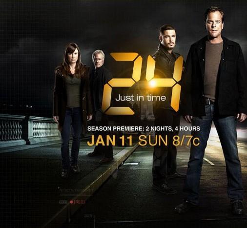 El Día 8 será el último de Jack Bauer ... de momento