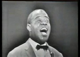 Louis Armstrong 4 – Blueberry Hill – 1959