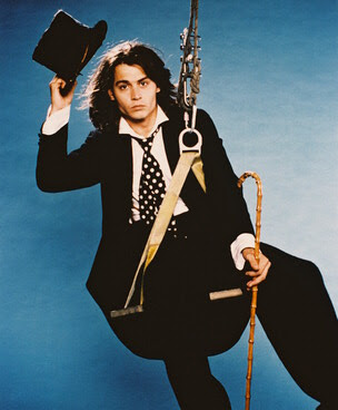 johnny depp benny and joon