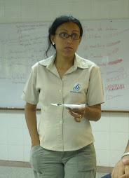 Docente Auxiliar Claudia