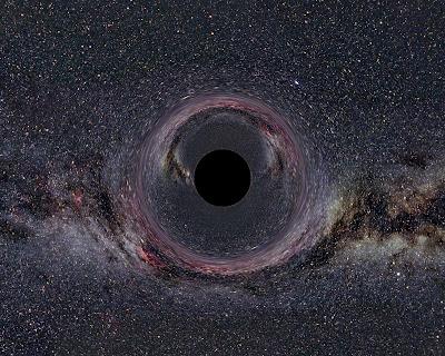 hunt for major black holes