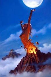 ...y llegó el dia que exploté como un volcán...
