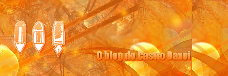 O blog do Castro Baxoi
