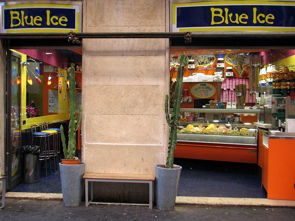 Ice cream, Via delle Muratte
