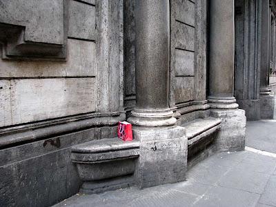 bench, Palazzo Doria Pamphilj