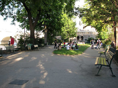 Square du Vert-Galant, Paris